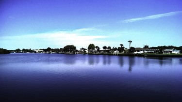 Port Charlotte offers an abundance of homes on wide canals with access to Charlotte Harbor.